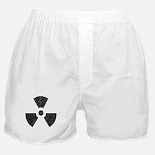 Radioactive Boxer Shorts