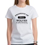 Property of Wolves Women's T-Shirt