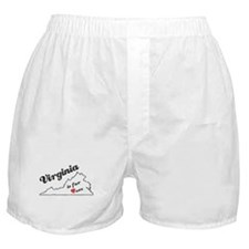 Virginia is for Lovers Boxer Shorts