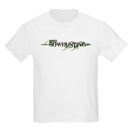 Youth Bowhunting Fever Kids Light T-Shirt