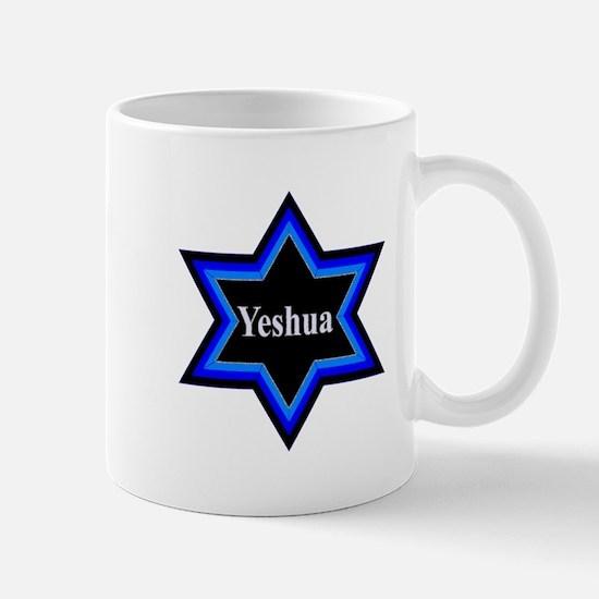 Yeshua Star of David Mug