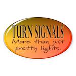 Turn Signals (oval)