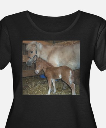 Miniature Horse Baby T