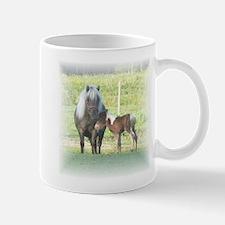 Miniature Horse Baby Mug