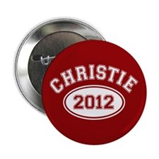 "Christie 2012 2.25"" Button (10 pack)"