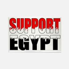 Support Egypt Rectangle Magnet