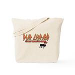 Deaf Leopard Tote Bag