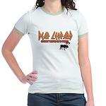 Deaf Leopard Jr. Ringer T-Shirt