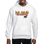 Deaf Leopard Hooded Sweatshirt