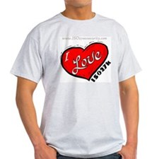 I love ISO27k T-Shirt