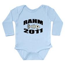 Rahm 2011 Long Sleeve Infant Bodysuit