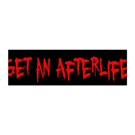 Get an Afterlife 36x11 Wall Decal