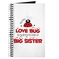 Love Bug Big Sister Journal