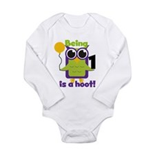 Hoot Owl 1st Birthday Baby Outfits