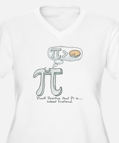 Pi is Irrational T-Shirt