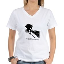 Cute Nordic skiing Shirt