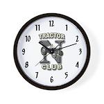 Black NTC Wall Clock