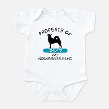 Norwegian Buhund Infant Creeper