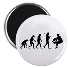 The Evolution Of The Baseball Pitcher Magnet