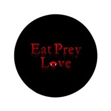 "Eat Prey Love 3.5"" Button"