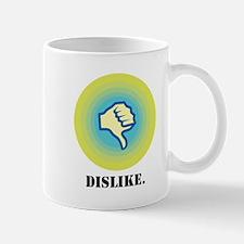 Unique Thumbs down Mug