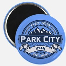 Park City Blue Magnet