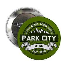 """Park City Olive 2.25"""" Button"""