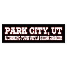 Park City Bumper Bumper Sticker