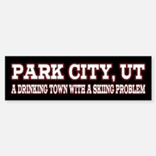 Park City Bumper Bumper Sticker