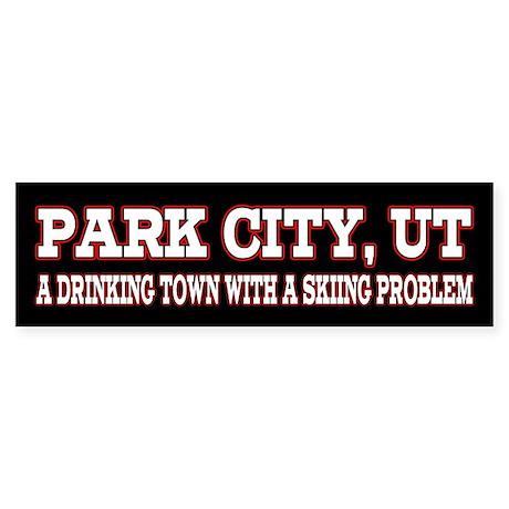 Park City Sticker (Bumper)