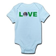 Love Your Mother Earth Day Infant Bodysuit