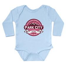 Park City Honeysuckle Long Sleeve Infant Bodysuit