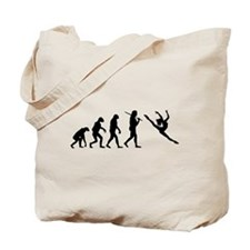The Evolution Of The Dancer Tote Bag
