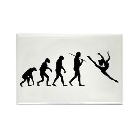The Evolution Of The Dancer Rectangle Magnet