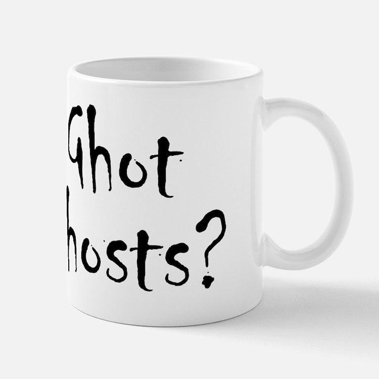 Ghot Ghosts? Mug