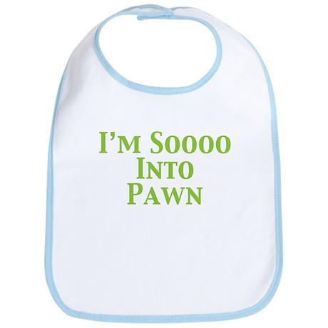 I'm Soooo Into Pawn Bib