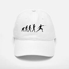 The Evolution Of Fencing Baseball Baseball Cap