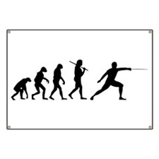 The Evolution Of Fencing Banner