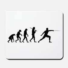 The Evolution Of Fencing Mousepad