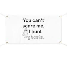 I Hunt Ghosts Banner