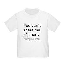 I Hunt Ghosts T