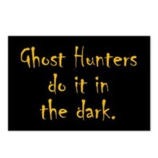 Ghost Hunters Do It Postcards (Package of 8)