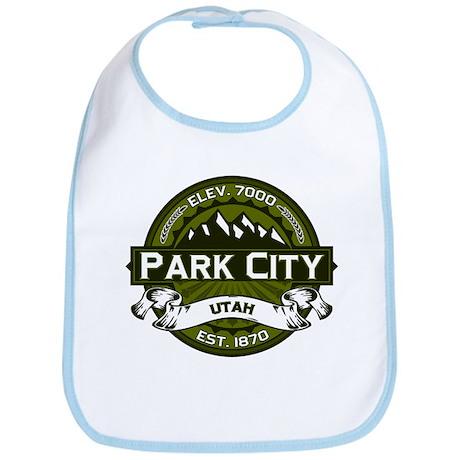 Park City Olive Bib