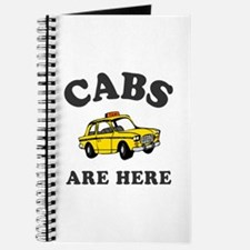 Cabs Are Here Journal