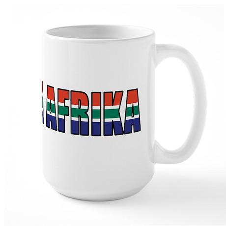 South Africa (Ndebele) Large Mug