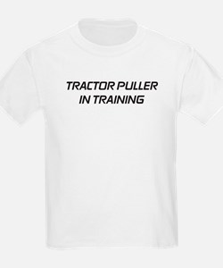 Tractor Puller in Training1 T-Shirt