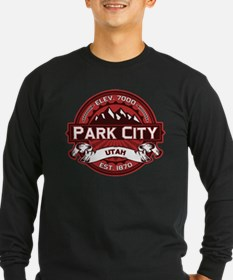 Park City Red T