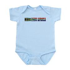 South Africa (Swazi) Infant Bodysuit