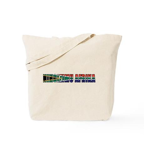 South Africa (Swazi) Tote Bag