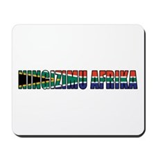 South Africa (Swazi) Mousepad